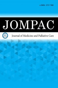 Journal of Medicine and Palliative Care