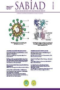 Sağlık Bilimlerinde İleri Araştırmalar Dergisi