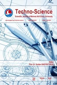 Scientific Journal of Mehmet Akif Ersoy University