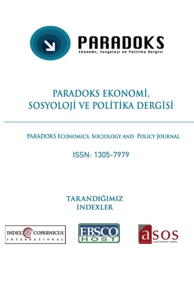 Paradoks Ekonomi Sosyoloji ve Politika Dergisi