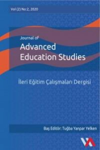Journal of Advanced Education Studies