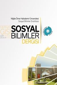 Niğde Ömer Halisdemir Üniversitesi Sosyal Bilimler Enstitüsü Dergisi