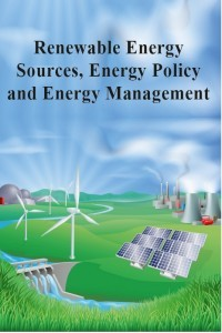 Renewable Energy Sources Energy Policy and Energy Management