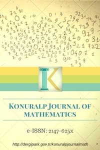 Konuralp Journal of Mathematics (KJM)