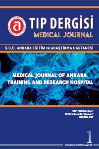 Ankara Eğitim ve Araştırma Hastanesi Tıp Dergisi