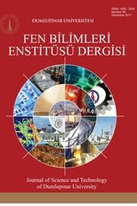 Journal of Science and Technology of Dumlupınar University