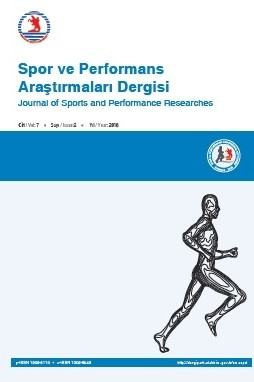Ondokuz Mayıs University Journal of Sports and Performance Researches