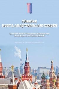 Türkiye Rusya Araştırmaları Dergisi