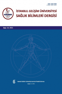 Istanbul Gelisim University Journal of Health Sciences