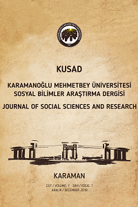 KMU Journal of Social Sciences and Research
