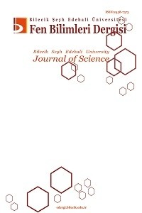 Bilecik Seyh Edebali University Journal of Science
