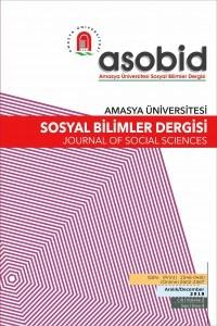 Amasya Üniversitesi Sosyal Bilimler Dergisi