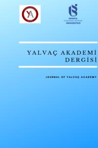 Journal of Yalvaç Academy