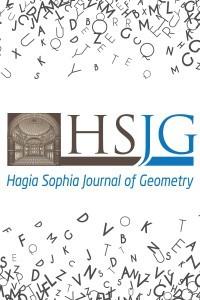 Hagia Sophia Journal of Geometry