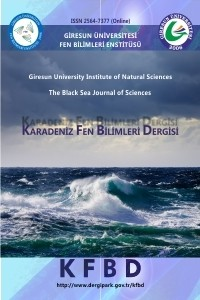 Karadeniz Fen Bilimleri Dergisi