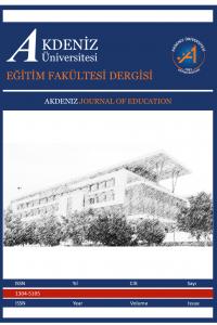 Akdeniz Journal of Education