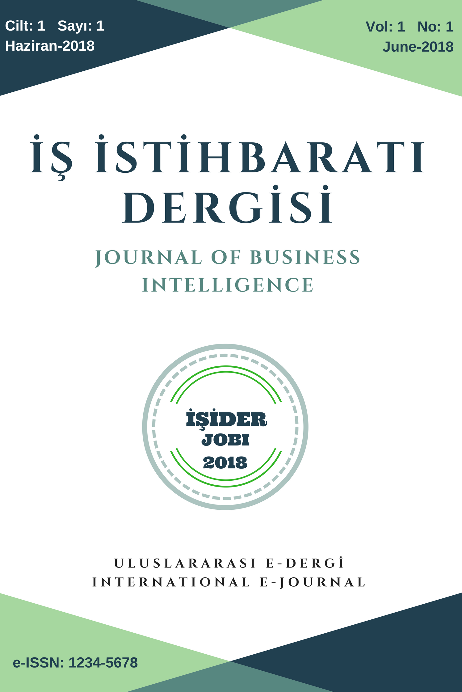 Journal of Business Intelligence
