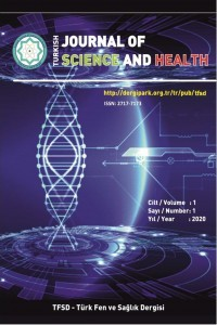 Turkish Journal of Science and Health