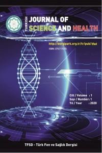 Türk Fen ve Sağlık Dergisi