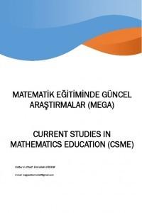 Matematik Eğitiminde Güncel Araştırmalar