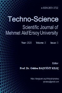 Scientific Journal of Mehmet Akif Ersoy University