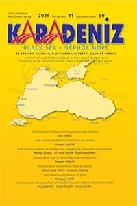 Karadeniz Uluslararası Bilimsel Dergi