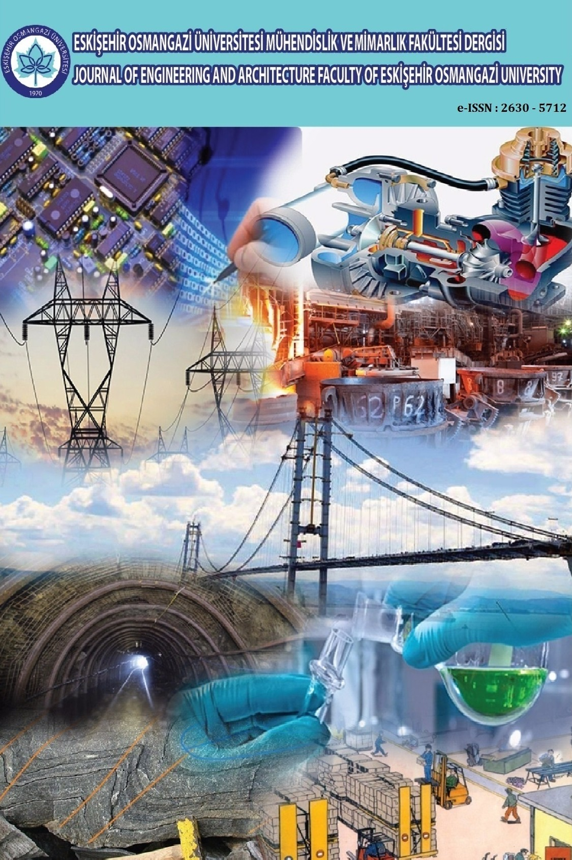 Journal of Engineering and Architecture Faculty of Eskisehir Osmangazi University