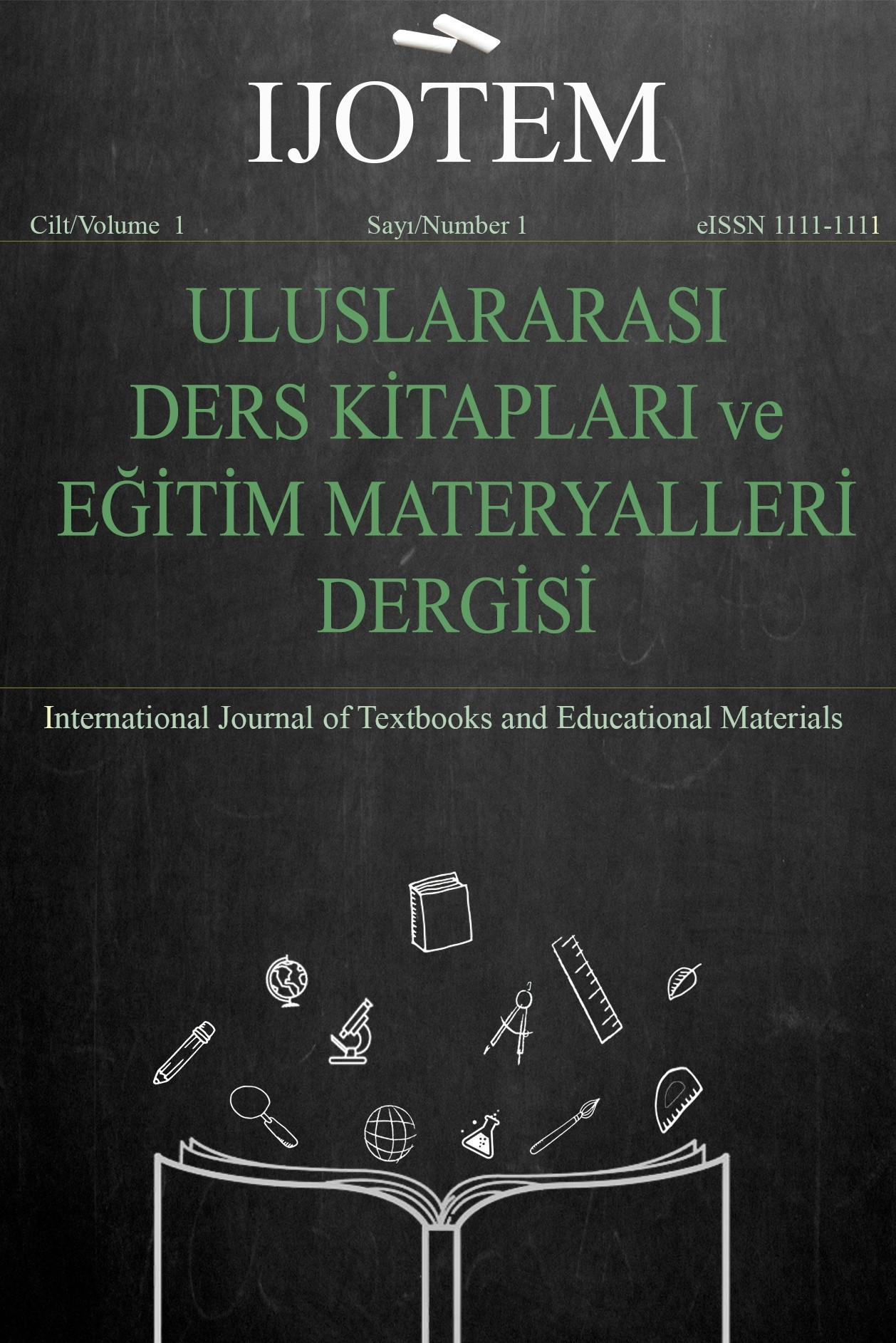 International Journal of Textbooks and Education Materials