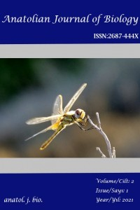 Anatolian Journal of Biology