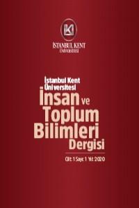 İstanbul Kent Üniversitesi İnsan ve Toplum Bilimleri Dergisi