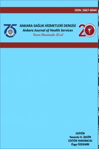 Ankara Sağlık Hizmetleri Dergisi