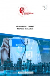 ARCHIVES OF CURRENT MEDICAL RESEARCH