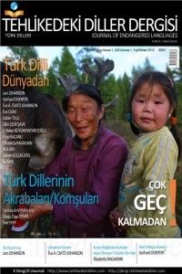 Journal of Endangered Languages
