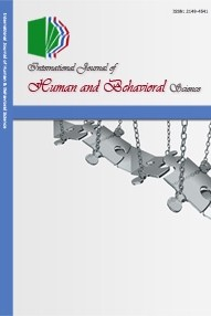 The International Journal of Human and Behavioral Science