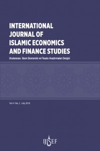 International Journal of Islamic Economics and Finance Studies