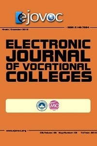 Ejovoc (Electronic Journal of Vocational Colleges)