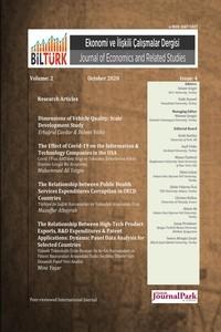 BİLTÜRK Journal of Economics and Related Studies