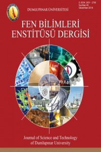 Journal of Science and Technology of Dumlupınar University