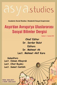 Asya Studies