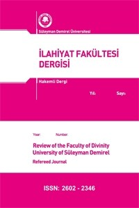 Review of the Faculty of Divinity University of Süleyman Demirel