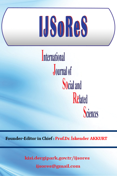 International Journal of Social and Related Sciences (IJSoReS)