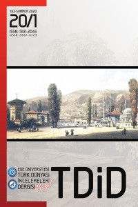 Journal of Turkish World Studies
