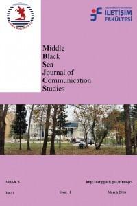 Middle Black Sea Journal of Communication Studies