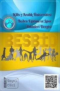 Kilis 7 Aralık Üniversitesi Beden Eğitimi ve Spor Bilimleri Dergisi