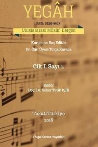 Yegâh Musicology Journal