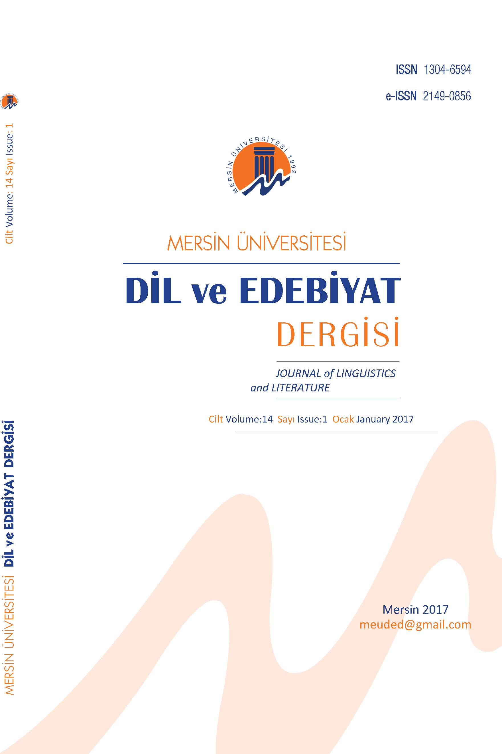 Journal of Linguistics and Literature