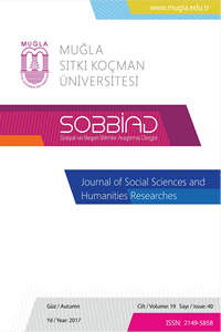 Journal of Social Sciences and Humanities Researches