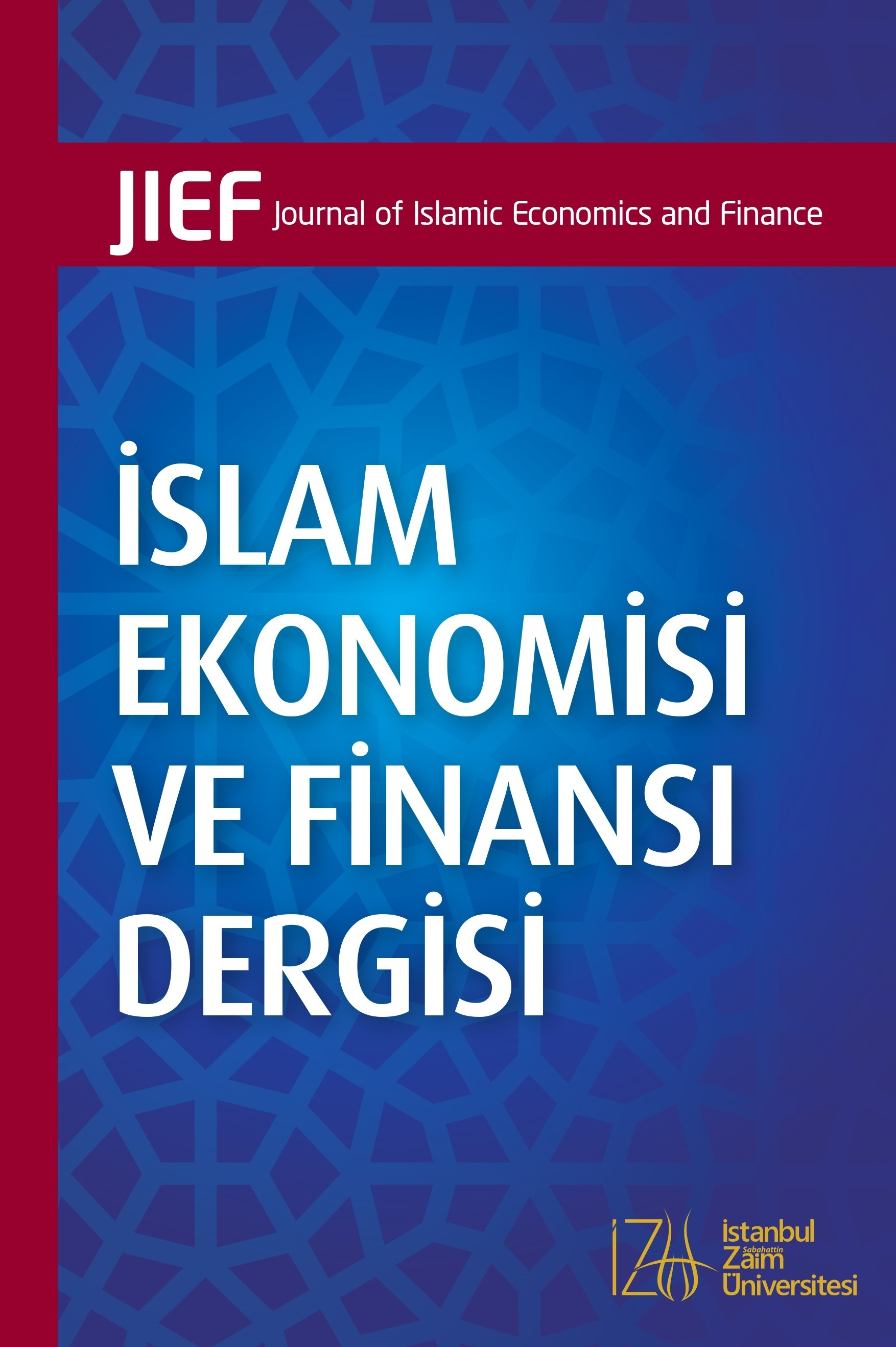 Journal of Islamic Economics and Finance (JIEF)