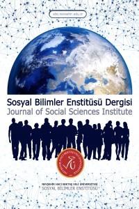 Nevşehir Hacı Bektaş Veli Üniversitesi SBE Dergisi