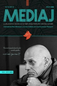 Uluslararası Medya ve İletişim Araştırmaları Hakemli Dergisi